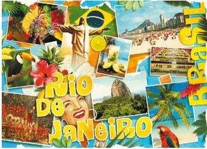 Schmidt Spiele 58185 - Rio de Janeiro, Puzzle, 3000 Teile