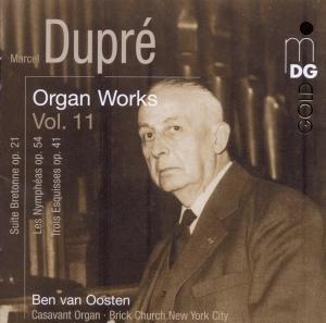 Orgelwerke Vol.11