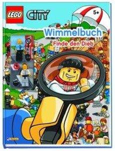 LEGO City Wimmelbuch Finde den Dieb