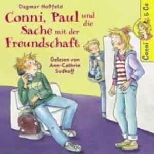 D.Hoßfeld: Conni,Paul U.D.S.M.D.Freundschaft