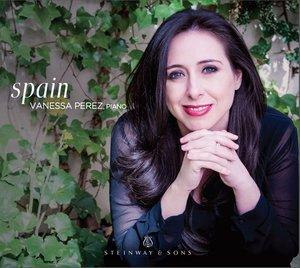 Spain-Werke für Klavier