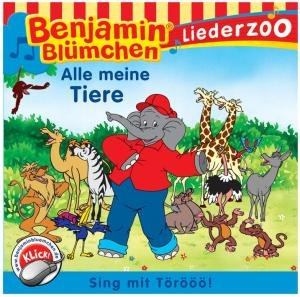 Benjamin Blümchen... Liederzoo - Alle meine Tiere