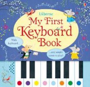 My First Keyboard Book
