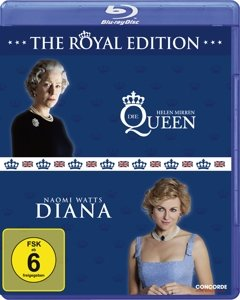 The Royal Box: Die Queen/ Diana