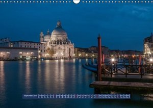 Magic Hour in Venice 2015 (Wall Calendar 2015 DIN A3 Landscape)