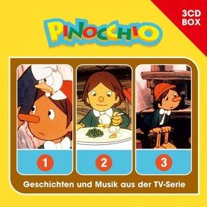Pinocchio Pinocchio - 3-CD Hörspielbox