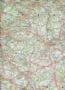 Falk Länderkarte Deutschland 1 : 800 000