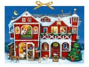 Villa Weihnacht Adventskalender