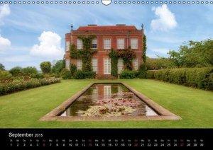 Kruse, J: Englische Herrenhäuser (Wandkalender 2015 DIN A3 q