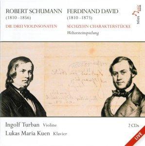 Violinsonaten/Charakterstücke