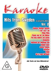 Hits From Sweden As Played By Abba Vol.2-Karaoke