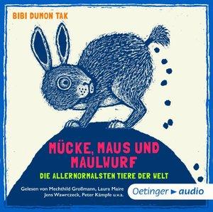 Mücke, Maus und Maulwurf (CD)