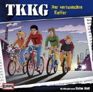 TKKG 181. Der vertauschte Koffer