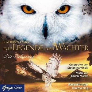 Die Legende der Wächter 04. Die Belagerung