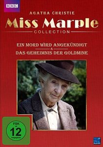 Miss Marple - Ein Mord wird angekündigt & Das Geheimnis der Gold