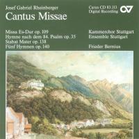 CANTUS MISSAE (Musica Sacra II) - zum Schließen ins Bild klicken