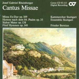 CANTUS MISSAE (Musica Sacra II)