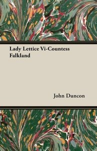 Lady Lettice Vi-Countess Falkland