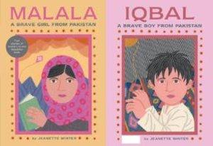 Malala a Brave Girl from Pakistan/Iqbal a Brave Boy from Pakista