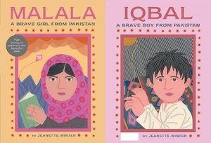 Malala a Brave Girl from Pakistan/Iqbal a Brave Boy from Pakista
