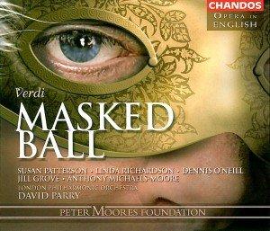 Ein Maskenball (GA,Englisch)