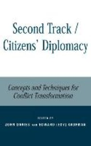 Second Track/Citizens' Diplomacy