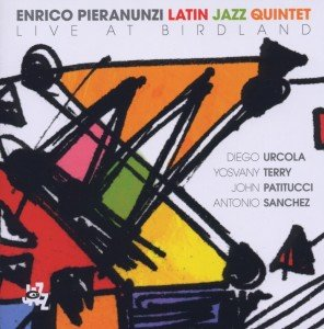 Latin Jazz Quintet-Live At Birdland