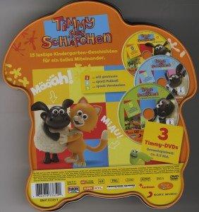 Timmy, das Schäfchen - Timmys 3er DVD Box