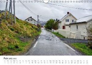 Norway Magerøya: Around Gjesvær (Wall Calendar 2015 DIN A4 Lands