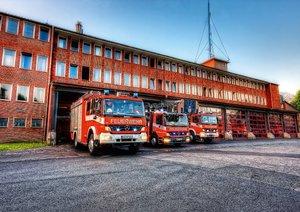 Feuerwehr (Posterbuch DIN A3 quer)