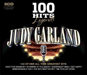 100 Hits Legends-Judy Garland