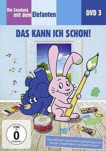 Die Sendung mit dem Elefanten - DVD 3