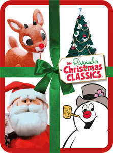 Orig.Christmas Classics-Frosty+Rudolph Ltd.Box