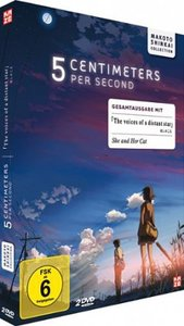 5 Centimeters per second & The Voices of a Distant Star
