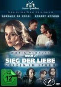 Maria Venturi Buch 2: Sieg der Liebe - Herzen im Sturm - Fernseh