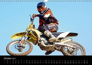 Motocross Kalender - Emotionen auf 2 Rädern