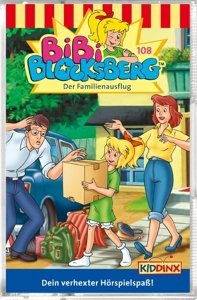 Bibi Blocksberg 108. Der Familienausflug