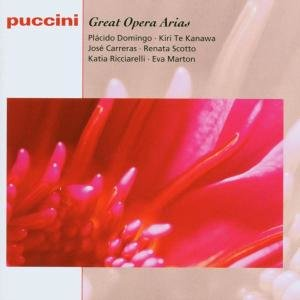 Puccini: Great Opera Arias