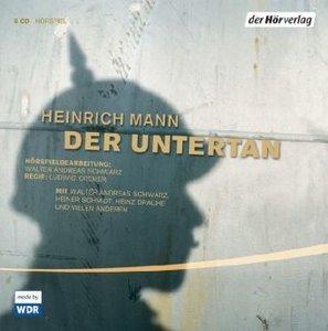 Der Untertan. 5 CDs
