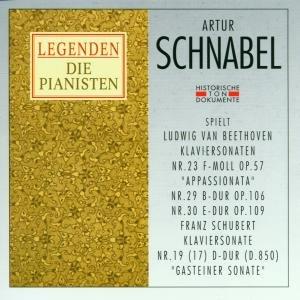 Legenden-Artur Schnabel