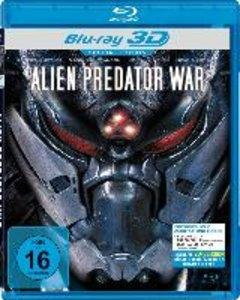 Alien Predator War 3D