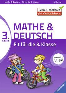 Fit für die 3. Klasse Mathe und Deutsch