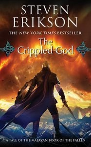 Malazan Book of the Fallen 10. The Crippled God