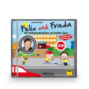 Felix und Frieda - Die Verkehrsdetektive auf heißer Spur. Lieder