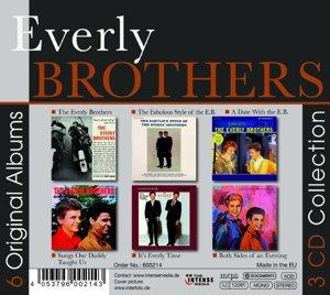 6 Original Albums