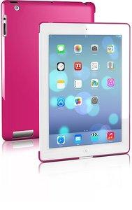 Speedlink VERGE Pure Cover, Hartschale für iPad 3-4, berry