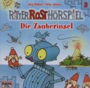 Ritter Rost Hörspiel 03. Die Zauberinsel