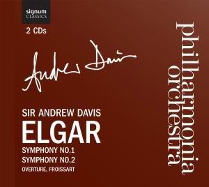 Sinfonien 1 & 2/Froissart-Ouvertüre