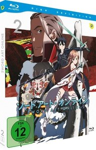 Sword Art Online - Box 2