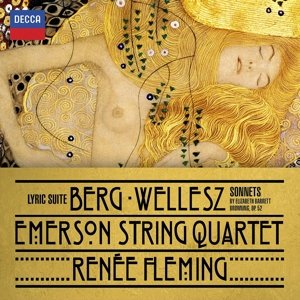 Berg: Lyric Suite/Wellesz: Sonnets